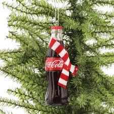 coca cola coke kurt adler ornament gift boxed