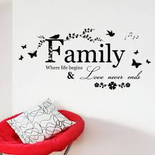 family wood sign home decor family where life begins amp love never ends wood sign ebay