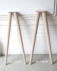 pied de table de cuisine avec les pieds compas sti k le design de votre table basse ou haute