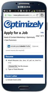 3 Tips For Designing The by Tips For Designing A Mobile Career Site That Candidates Will Love