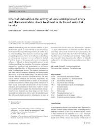 effect of sildenafil on the activity of pdf download available
