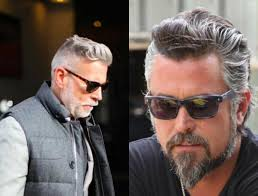 older men s hairstyles 2013 2013 of gray the men who rock silver hair right jonathan menus