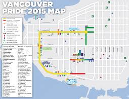 Vancouver Skytrain Map What To See And What Roads To Avoid On Vancouver U0027s Busiest