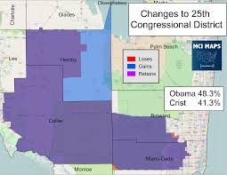 Zip Code Map Broward by The Complete Breakdown Of Florida U0027s Proposed Congressional