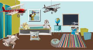 chambre garcon avion lovely chambre garcon bleu et gris 4 d233coration chambre avion