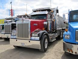 kenworth dump truck kenworth w900l dump truck peterbilt35188 flickr