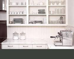 kitchen with shelves no cabinets diy open shelving kitchen hotelmakondo com