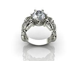 ornament ring 3d printable model cgtrader