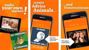 Memes Generator App - 5 best meme generator apps for android pyntax