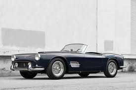 Ferrari California Convertible Gt - auction block 1959 ferrari 250 gt lwb california spider