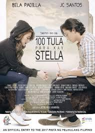 jr late night blogs jr u0027s movie reviews 100 tula para kay stella