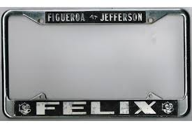 san diego state alumni license plate frame project blank slate on the tale of felix chevrolet