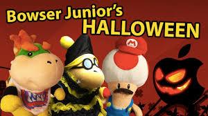 sml movie bowser junior u0027s halloween youtube