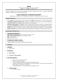 Resume Format Pdf Doc by Resume Format Free Download For Experience Resume For Your Job