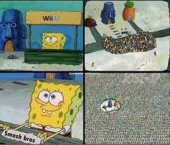 Wii U Meme - wii u spongebob s hype stand know your meme