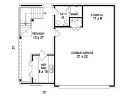 shop floor plans with living quarters garage apartment plans carriage house plan with double garage