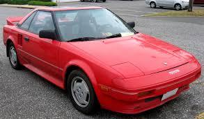 1986 toyota mr2 partsopen