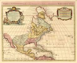 Spanish Map Of North America by The Military In Colonial Virginia