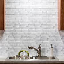 how to degrease backsplash tack tile peel stick vinyl backsplash pack of 3