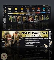 michigan toy soldier company scale75 scale color nmm non
