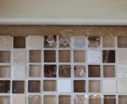 Marble Tile Kitchen Backsplash Backsplashes How To Do A Mosaic Tile Backsplash With Adair Mother