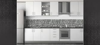 cuisine mur paroi de salle de bain 15 cr233dence mur de pierres cr233dence