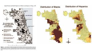 Map Of North Suburbs Of Chicago by The Association Between Urban Soil Lead Contamination And