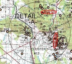 Prescott Arizona Map by Goldmapindex