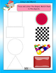 colour and match mathsdiary com