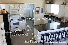 150 kitchen cabinet makeover find it make it love it