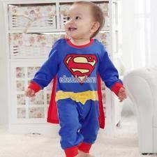 Superman Toddler Halloween Costume Toddler Superman Costume Ebay