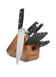 amazon com calphalon classic self sharpening cutlery knife block