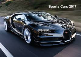 sports cars sports cars 2017 calendar ml publishing 9781617015342