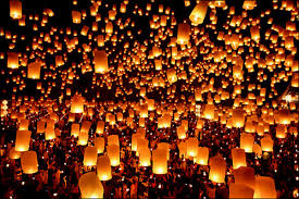 Festival Of Lights Thailand The Shining Yi Peng Festival In Thailand Places To See In Your