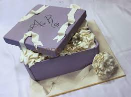 tutorial on how to make an engagement ring box cake 4 ifec ci com