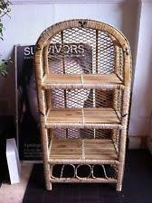 Rattan Bookcase Rattan Bookcases Shelving And Storage Ebay