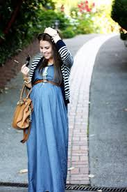 light blue and white striped maxi dress 15 ways to style your maxi dresses for fall 2018 fashiontasty com