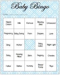 to play at baby showers baby shower gift bingo printable baby shower baby shower