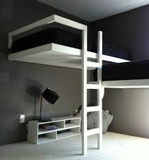 lit de chambre lit mezzanine une pièce supplémentaire cosy et intimiste