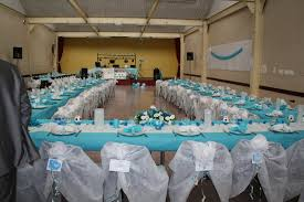 mariage bleu et blanc attirant deco mariage blanc et bleu turquoise 11 mariage page