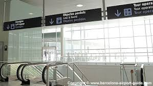 bureau des objets trouv objets trouvés au terminal 1 t1 de l aéroport de barcelone bureau