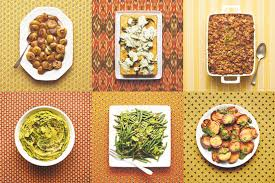 thanksgiving recipes switching sides wsj