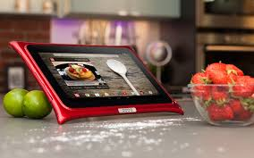 tablette de cuisine qooq designed for the kitchen the qooq tablet is made with solid