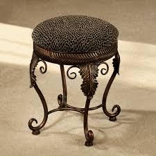 Vanity Chairs For Bathroom Upholstered Bathroom Vanity Chairs Pattern Design