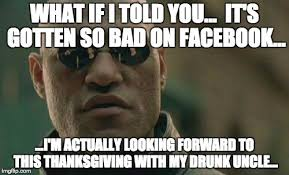 Funny Thanksgiving Meme - have a sci fi thanksgiving with these 10 hilarious memes munofore
