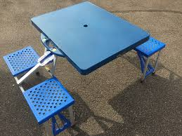 folding cing picnic table folding cing picnic table and chairs the best table of 2018