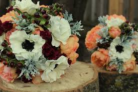 wedding flowers november rustic bridal bouquets for or fall silk wedding flowers