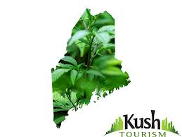 Weed Map Colorado by Maine Marijuana Laws Is Weed Legal In Maine Kush Tourism