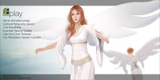 second life marketplace fateplay animated wings template