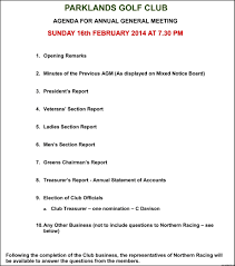 Agenda Template For Meeting by Annual General Meeting Agenda Template Template Update234 Com